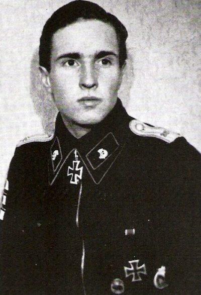 Рор Ганс-Бобо (Hans-Bobo von Rohr)