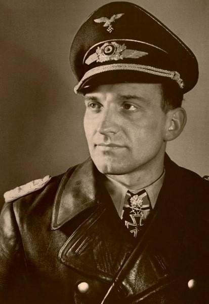 Рудель Ганс Ульрих (Hans-Ulrich Rudel) (2.7.1916 - 18.12.1982)