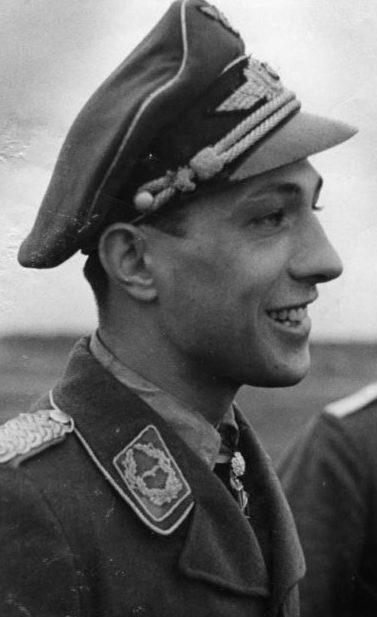 Рудорффер Эрих (Erich Rudorffer) (01.11.1917 – 08.04.2016)