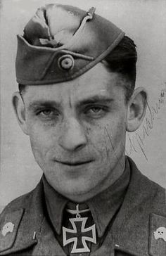 Спиелманн Иоганн (Johann Spielmann) (29.12.1916 – 14.08.2005)