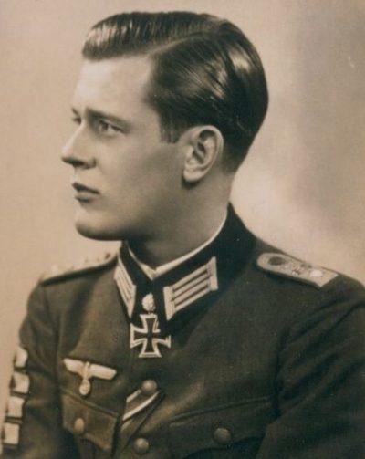 Спранз Бодо (Bodo Spranz) (01.01.1920 – 01.09.2007)