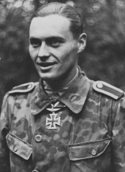 Стодеггер Франц (Franz Staudegger) (02.12.1923 – 03.16.1991)
