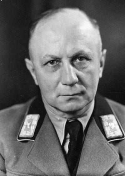 Кубе Вильгельм Рихард Пауль (Wilhelm Richard Paul Kube) (13.11.1887 - 27.09.1943)