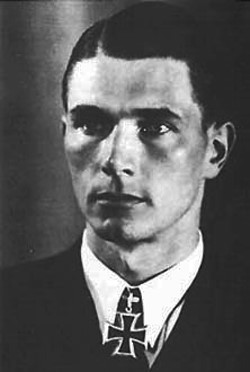 Тройер Ганс-Хартвиг (Hans-Hartwig Trojer) (22.01.1916 – 27.09.1943)