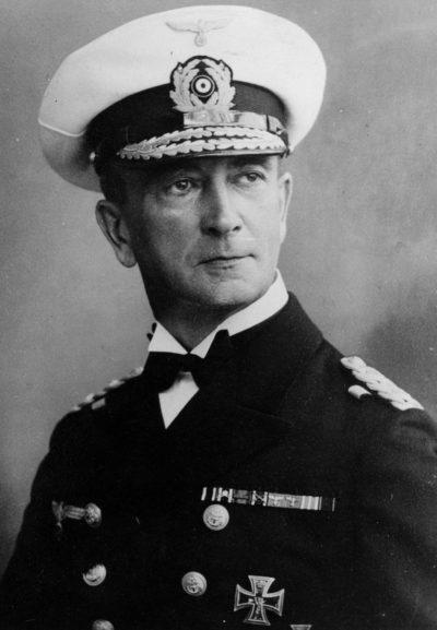 Боем Герман (Hermann Boehm) (18.01.1884 - 11.04.1972)