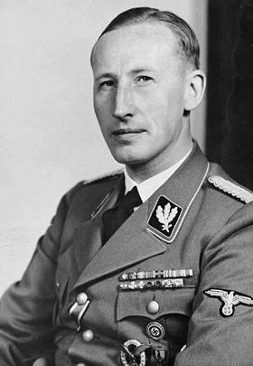 Гейдрих Рейнгард Тристан Ойген (Reinhard Tristan Eugen Heydrich) (07.03.1904 - 04.06.1942)