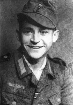 Аллербергер Йозеф (Josef Allerberger) (24.12.1924 – 02.03.2010)