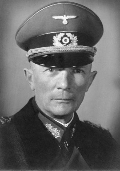 Бок Федор фон (Fedor von Bock) (03.12.1880 – 04.05.1945)