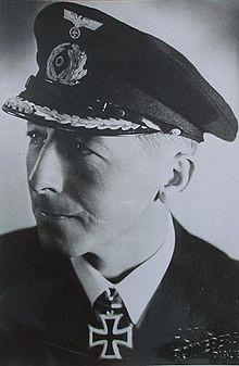 Хартенштайн Вернер (Werner Hartenstein) (27.02.1908 – 08.03.1943)