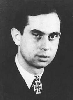 Хеллригель Ганс-Юрген (Hans-Jürgen Hellriegel) (16.06.1917 – 02.07.1944)