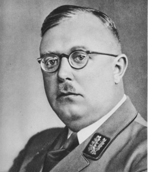 Лозе Генрих (Hinrich Lohse) (02.09.1886 - 25.02.1964)