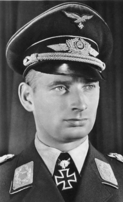 Херрманн Хайо (Hans-Joachim «Hajo» Herrmann) (01.08.1913 – 05.11.2010)