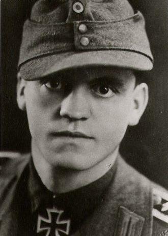 Шарф Ганц (Heinz Scharf) (22.04.1920 -17.08.2001)