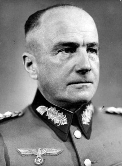 Браухич Вальтер фон (Walther von Brauchitsch) (04.10.1881 - 18.10.1948)