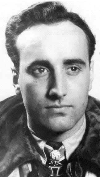 Шнауфер Гейнц Вольфганг (Heinz-Wolfgang Schnaufer) (16.02.1922 - 15.07.1950)