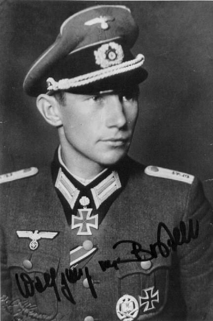 Боштелль Вольфганг (Wolfgang Hans Heimer Paul von Bostell),