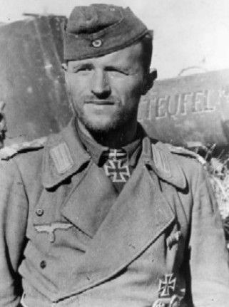 Шрамм Рихард (Richard Schramm) (08.07.1913 - 17.06.1944)