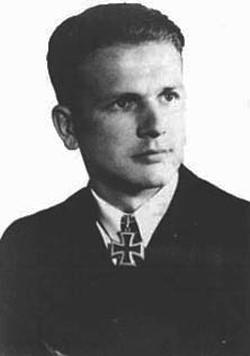 Шрётер Хорст (Horst von Schroeter) (10.06.1919 - 25.07.2006)