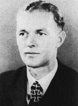 Штаатс Георг (Georg Staats) (13.03.1916 – 12.11.1943)
