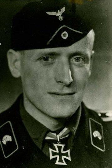 Штриппель Ганс ( Hans Strippel) (01.12.1912 – 26.11.1983)
