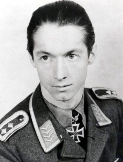 Шук Вальтер (Walter Schuck) (30.06.1920 – 27.03.2015)