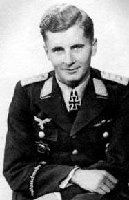 Эттель Вольф-Удо (Wolf-Udo Ettel) (26.02.1921 – 17.07.1943)
