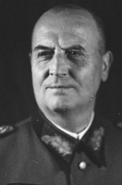 Буле Вальтер (Walter Buhle) Вальтер (26.10.1894 - 28.12.1959)