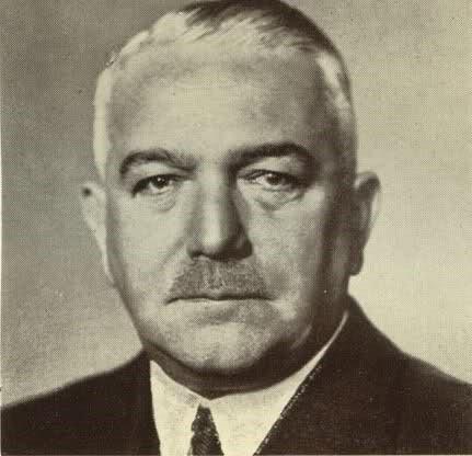 Онезорге Вильгельм (Karl Wilhelm Ohnesorge) (08.06.1872 - 01.02.1962)