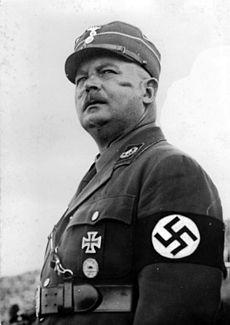 Рём Эрнст Юлиус (Ernst Julius Röhm) (28.11.1887 - 02.07.1934)