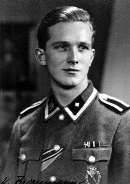 Бромман Карл (Karl Brommann) (20.07.1920 – 30.06.2011)