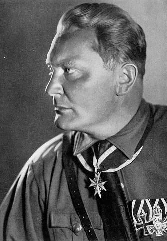 Геринг Герман Вильгельм (Hermann Wilhelm Göring) (12.01.1893 - 15.10.1946)