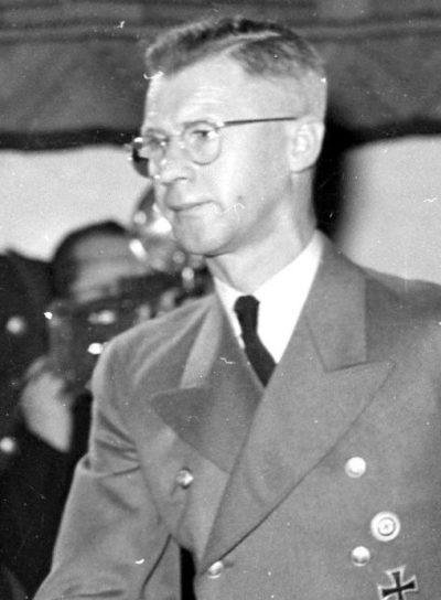 Тербовен Йозеф Антон Генрих (Josef Antonius Heinrich Terboven) (23.05.1898 - 08.05.1945)