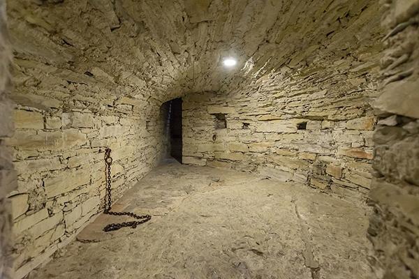 Подземелья замка Вевельсбурга