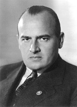 Франк Ганс (Hans Michael Frank) (23.05.1900 - 16.40.1946)