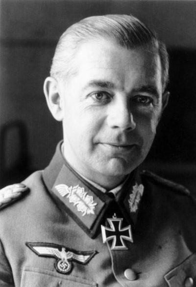 Венк Вальтер (Walther Wenck) (18.09.1900 - 01.05.1982)