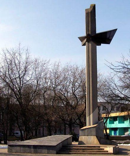 г. Витебск. Памятник советским воинам.
