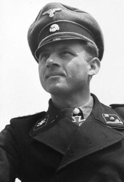 Виттман Михаэль (Michael Wittmann) (22.04.1914 – 08.08.1944)