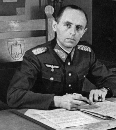 Гелен Рейнгард (Reinhard Gehlen) (03.04.1902 - 08.06.1979)