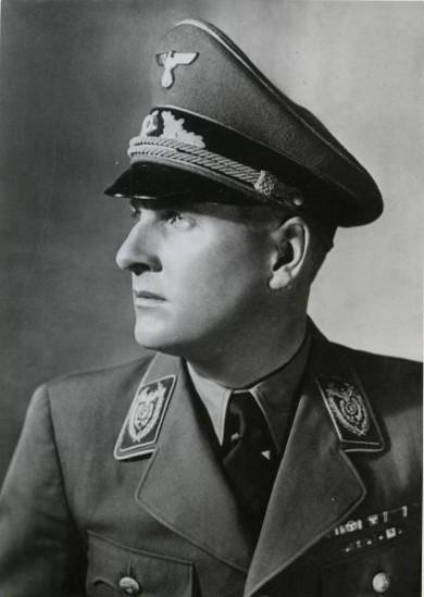 Ширах Бальдур Бенедикт фон (Baldur Benedikt von Schirach) (09.03.1907 - 08.08.1974)