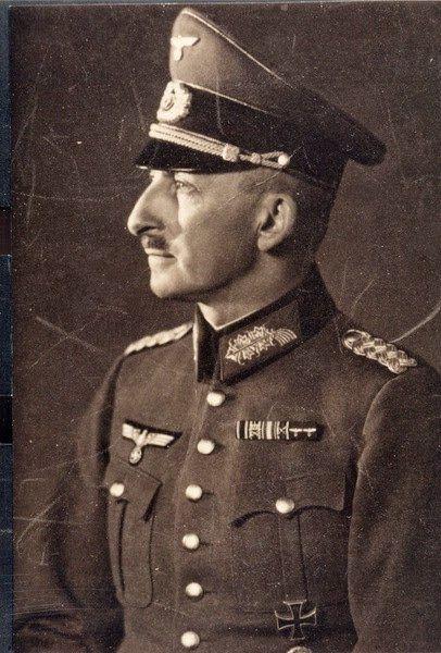 Арним Ганс Юрген фон (Hans-Jürgen Theodor Bernhard von Arnim) (04.04.1889 - 01.09.1969)