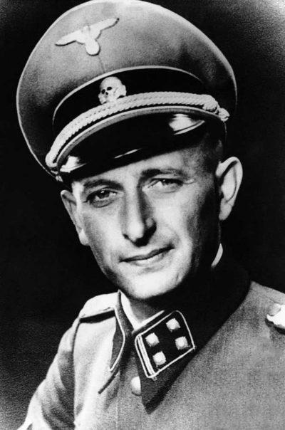 Эйхман Адольф (Otto Adolf Eichmann) (19.03.1906 - 01.06.1962)