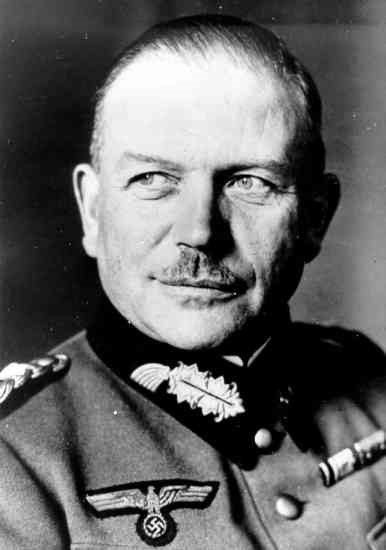 Гудериан Гейнц Вильгельм (Heinz Wilhelm Guderian) (17.06.1888 - 15.05.1954)