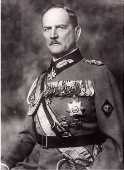 Эпп Франц Ксавер фон (Franz Xaver Ritter von Epp) (16.10.1868 - 31.12.1946)