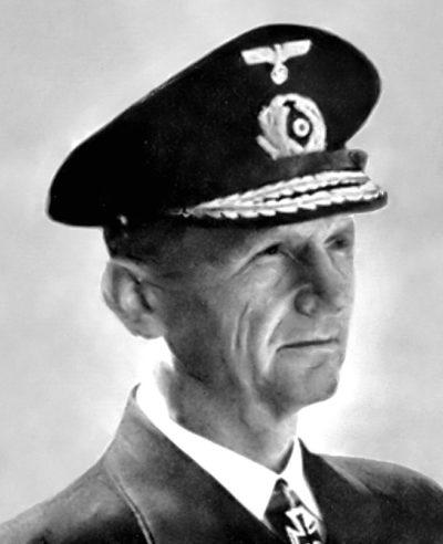 Дёниц Карл (Karl Dönitz) (16.09.1891 - 25.12.1980)
