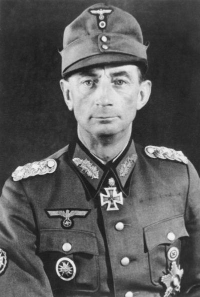 Дитль Эдуард (Eduard Dietl) (21.07.1890 - 23.06.1944
