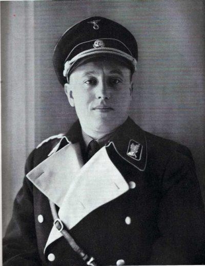 Даузер Ганс (Hans Dauser) (31.07.1908 – 20.11.2001)
