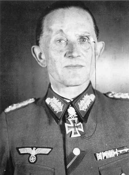 Заукен Дитрих фон (Dietrich von Saucken) (16.05.1892 - 27.09.1980)