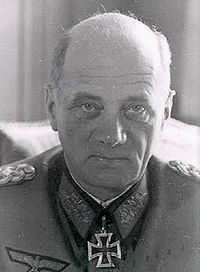 Зальмут Ганс Эберхард Курт фон (Hans Eberhard Kurt von Salmuth) (11.11.1888 – 01.01.1962)