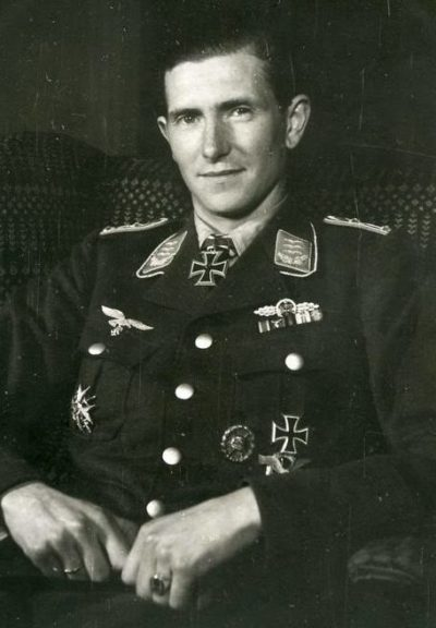 Бальтазар Вильгельм (Wilhelm Balthasar) (02.02.1914 - 03.06.1941)