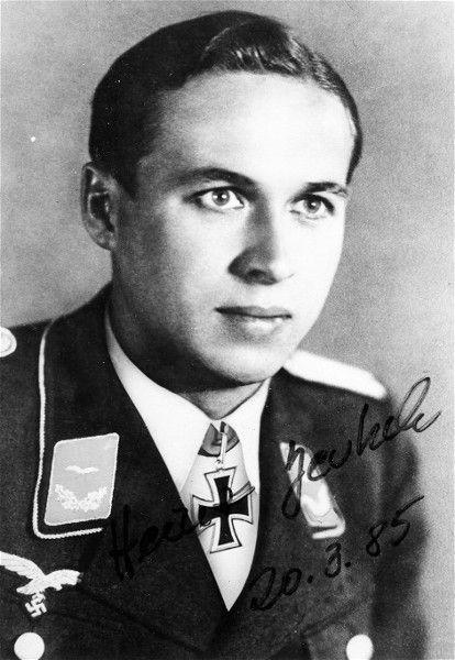 Дойч Ганс (Heinz Deutsch) (21.07.1920 – 15.10.1995)